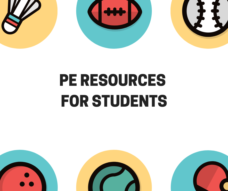 PE Resources for Students