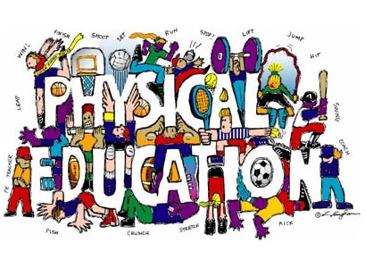 Physical Education Distance Learning Page