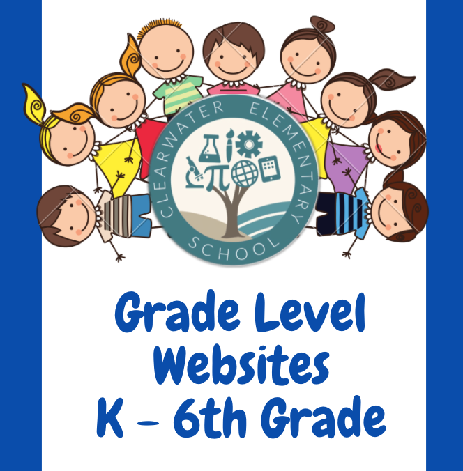 Grade Level Websites
