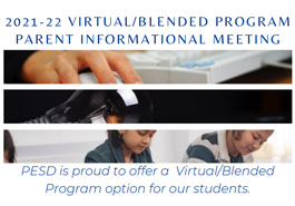 2021-22 Virtual Blended Program Parent Information